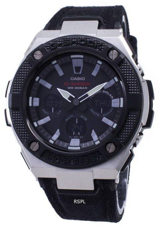Casio G-Shock TPS-S330AC-1 a GSTS330AC-1-a Analog Digital 200M Watch hommes