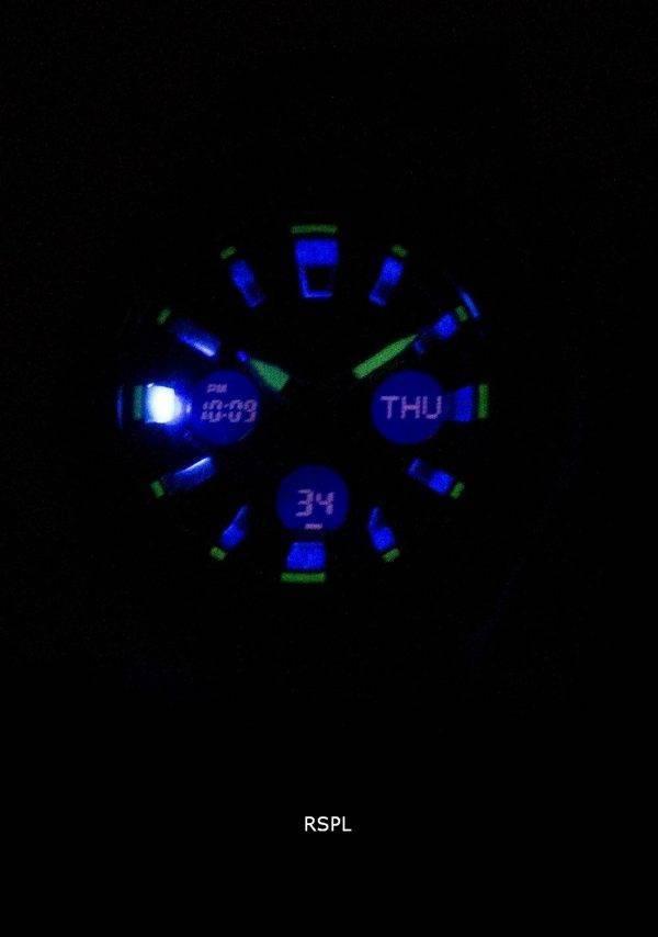 Casio G-Shock TPS-S330AC-1 a GSTS330AC-1-a Analog Digital 200M Watch hommes