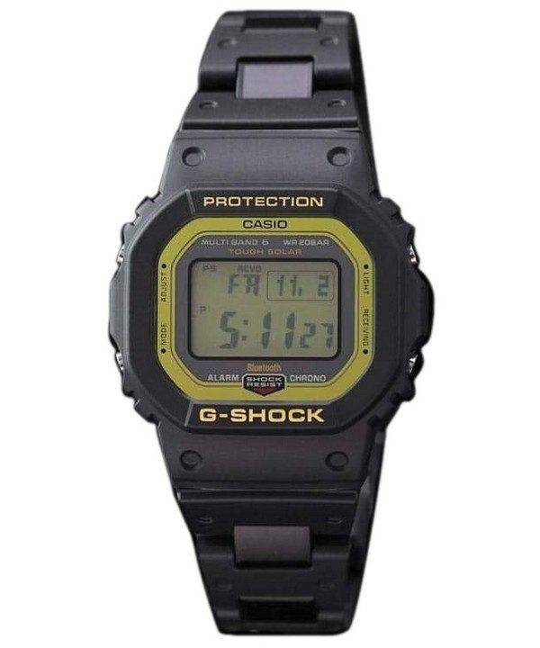 Montre Casio G-Shock GW-B5600BC-1JF multibande Bluetooth Chronograph 200M hommes