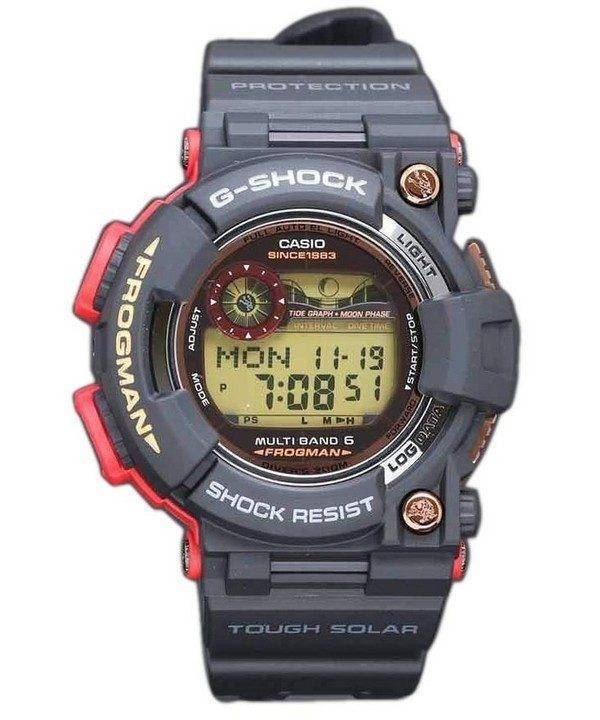 Montre Casio G-Shock GWF-1035F-1JR atomique Frogman Limited Edition 200 M hommes