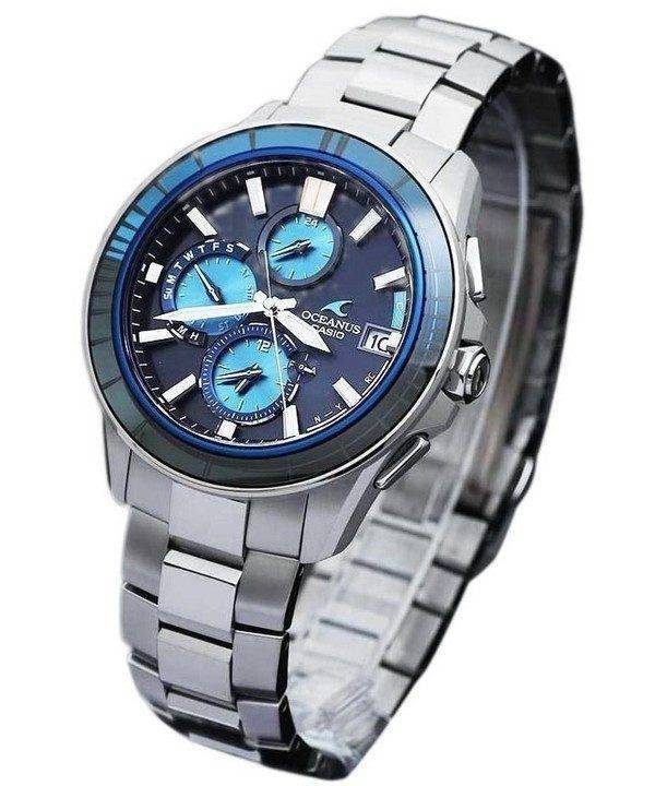 Montre Casio Oceanus OCW-S4000D-1AJF Bluetooth Limited Edition hommes
