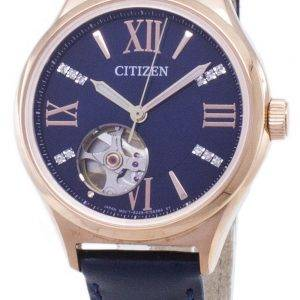 Citizen automatique PC1003 - 15L diamant Accents analogiques Women Watch