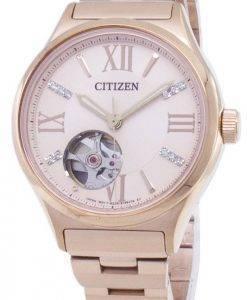 Citizen automatique PC1003-58 X diamant Accents analogiques Women Watch