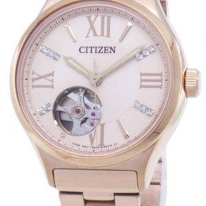 Citizen automatique PC1003-58 X diamant Accents analogiques Women Watch