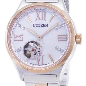 Citizen automatique PC1009 - 51d diamant Accents analogiques Women Watch