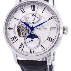 RE-AM0001S00B automatique Orient Star Power Reserve Japon fait montre homme