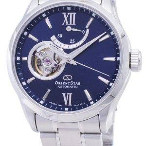 RE-AT0001L00B automatique Orient Star Power Reserve Japon fait montre homme