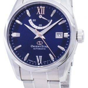 RE-AU0005L00B automatique Orient Star Power Reserve Japon fait montre homme
