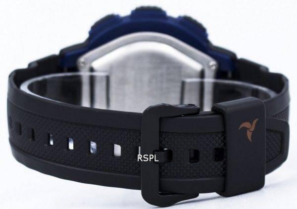 Montre Casio Protrek Triple Sensor numérique SGW-1000-1 a