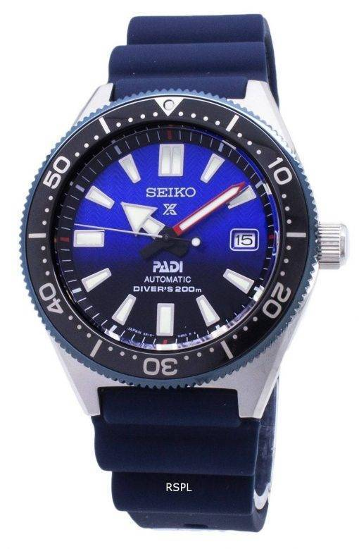 Seiko Prospex PADI automatique Diver 200M SPB071 SPB071J1 SPB071J montre homme