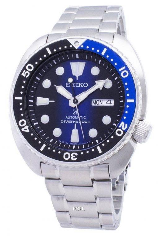 Montre 200M automatique homme Seiko Prospex SRPC25J1 tortue SRPC25 SRPC25J montre de plongée