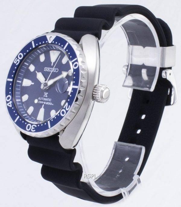 200M Japon Seiko Prospex tortue Mini automatique Diver fait SRPC39J SRPC39J1 SRPC39 montre homme