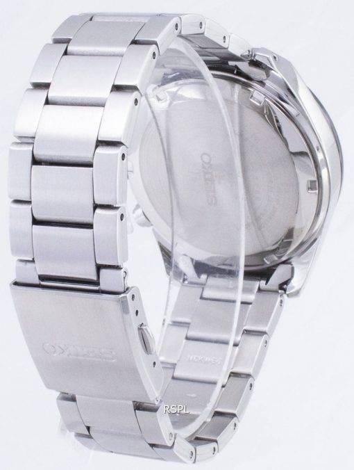 Montre Seiko solaire SSC717 SSC717P1 SSC717P chronographe tachymètre hommes