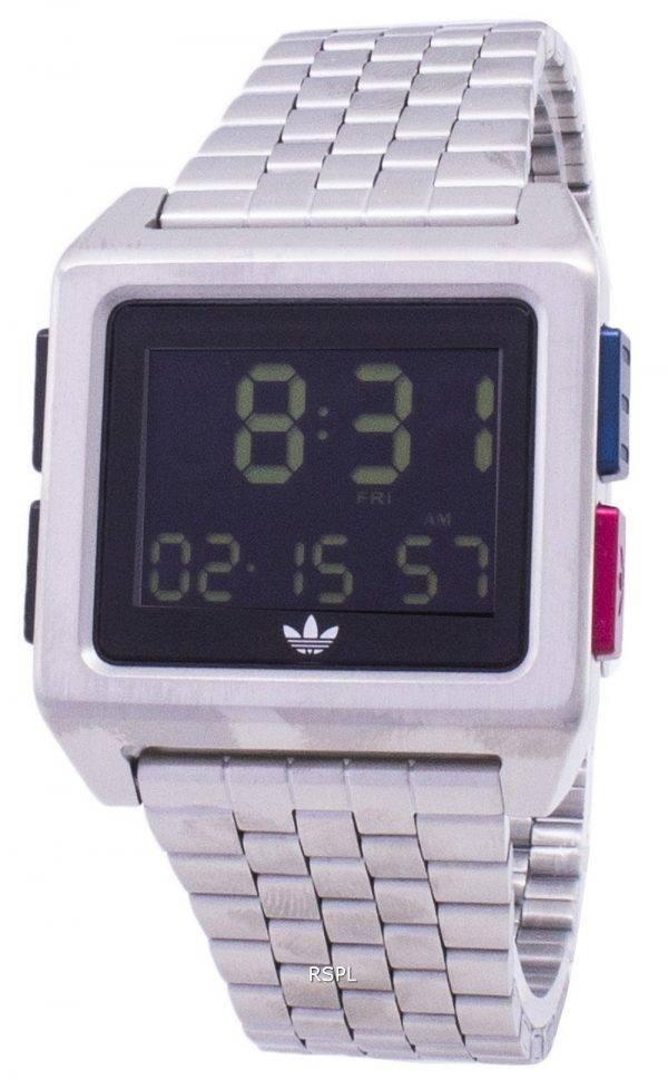Adidas Archive M1 Z01-2924-00 Quartz numérique montre homme