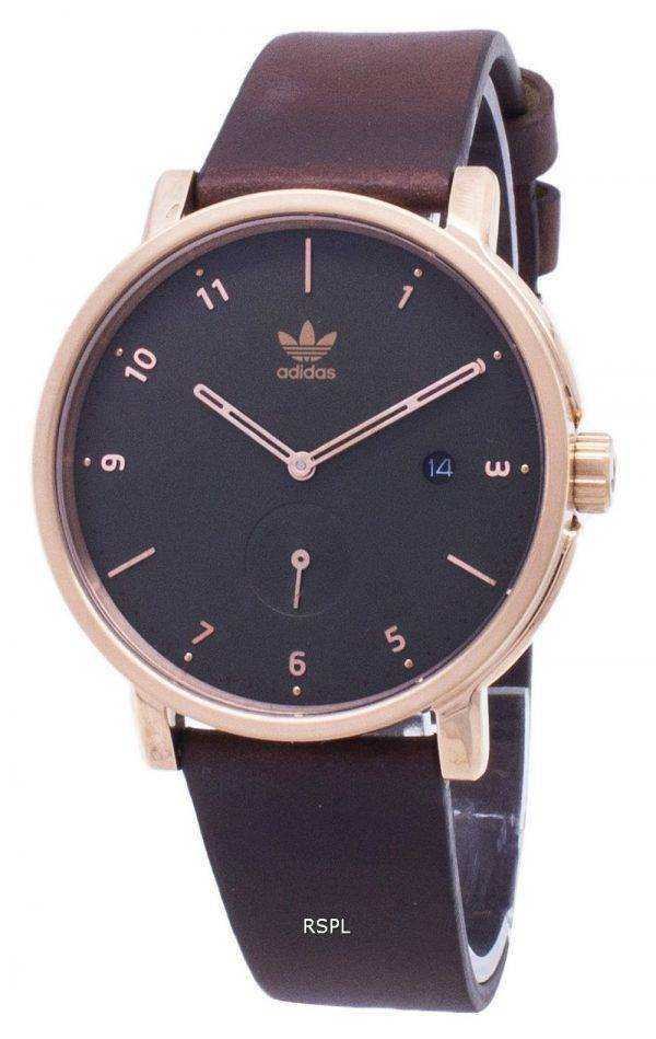 District de Adidas LX2 Z12-3038-00 Quartz analogique montre homme