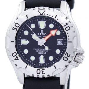 Rapport II libre plongeur professionnel 500M automatique 32GS202A montre homme