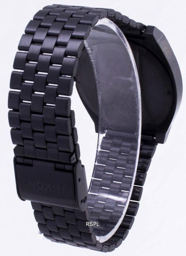 Montre Nixon Quartz Time Teller 100M A045-001-00 homme