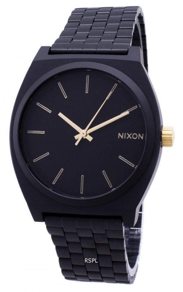 Montre Nixon Quartz Time Teller 100M A045-1041-00 homme