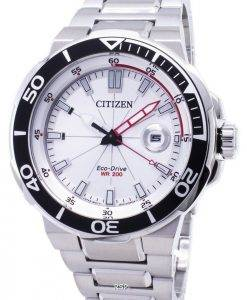 Citizen Eco-Drive AW1420-63 a analogique montre 200M masculin