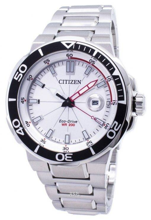 Citizen Eco-Drive AW1420-63 a analogique montre 200M masculin