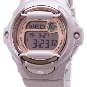 Casio Baby-G numérique World Time Databank BG-169g-4 Montre Femme