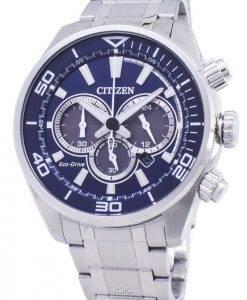 Citizen Eco-Drive CA4330 - 81L chronographe analogique montre homme