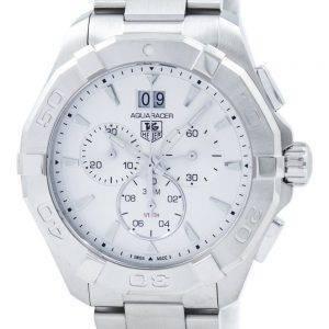Tag Heuer Aquaracer Chronographe Quartz CAY1111. BA0927 Montre homme