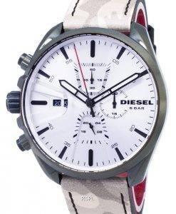 Diesel délais MS9 Chronographe Quartz DZ4472 montre homme