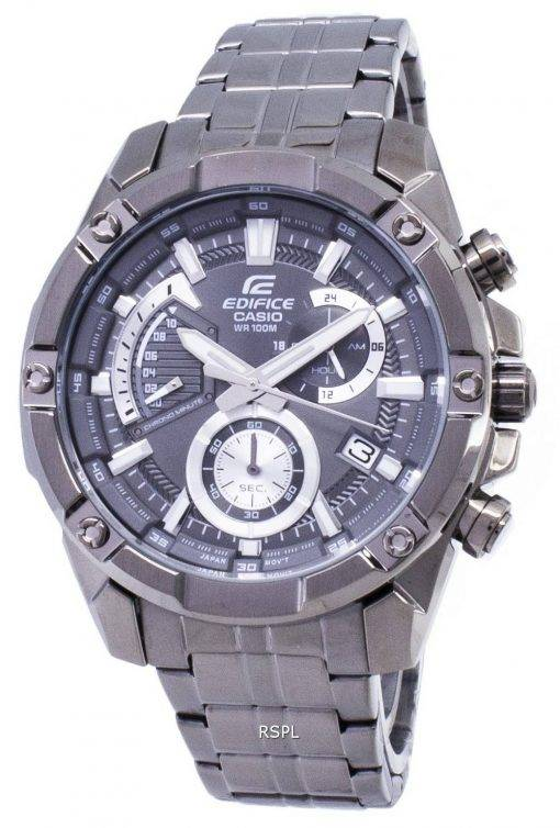 Casio Edifice ef-559GY-1AV EFR559GY-1AV chronographe analogique montre homme