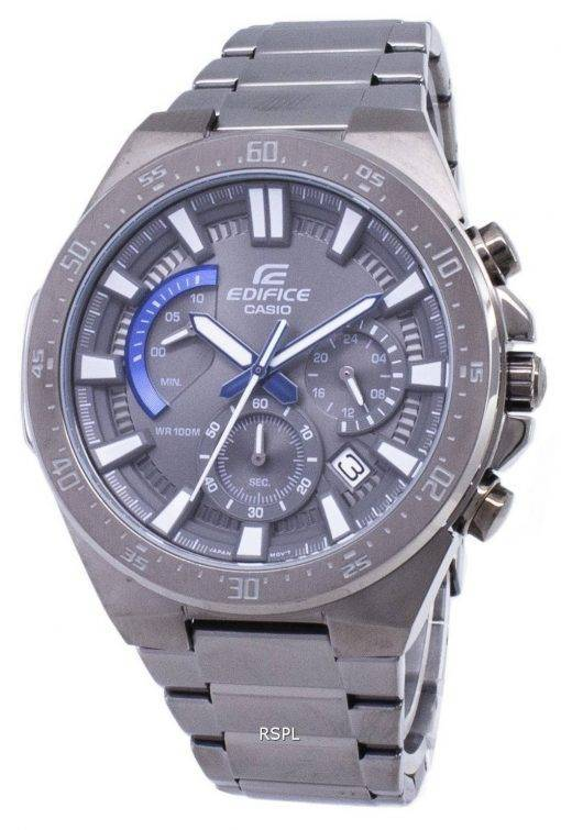 Casio Edifice ef-563GY-1AV EFR563GY-1AV chronographe analogique montre homme