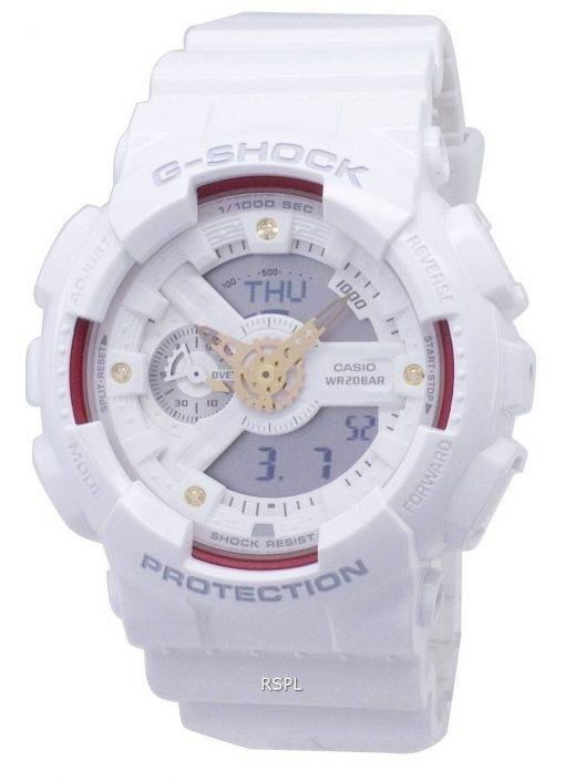 Casio G-Shock GA-110DDR-7 a GA110DDR-7 a Analog Digital 200M Watch hommes