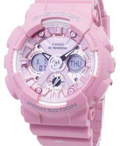 Casio G-Shock GMAS120DP de GMA-S120DP-4 a-4 a Analog Digital 200M Watch hommes