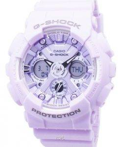 Casio G-Shock GMAS120DP de GMA-S120DP-6 a-6 a Analog Digital 200M Watch hommes