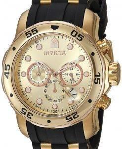 Montre Invicta Pro Diver Chronographe Quartz 17884 masculine