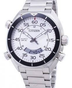 Montre Citizen Quartz JM5470-58 a analogique numérique pour hommes