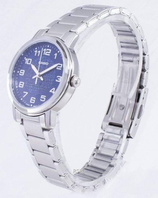 Quartz Casio LTP-E159D-2 b LTPE159D-2 b analogique Women Watch