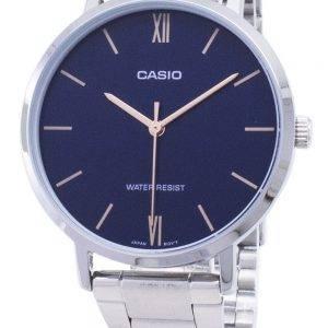 Quartz Casio LTP-VT01D-2 b LTPVT01D-2 b analogique Women Watch