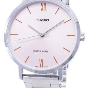 Quartz Casio LTP-VT01D-4 LTPVT01D-4 ter analogiques Women Watch