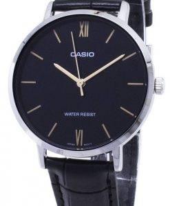 Quartz Casio LTP-VT01L-1 b LTPVT01L-1 b analogique Women Watch