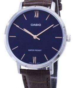 Quartz Casio LTP-VT01L-2 b LTPVT01L-2 b analogique Women Watch