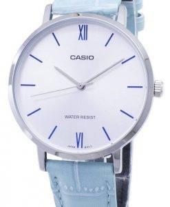 Quartz Casio LTP-VT01L-7 b 3 LTPVT01L-7 b 3 analogique Women Watch