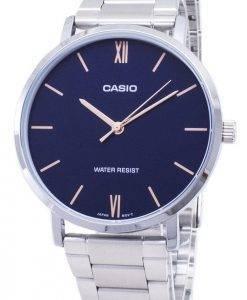Quartz Casio MTP-VT01D-2 b MTPVT01D-2 b analogique montre homme