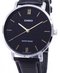 Quartz Casio MTP-VT01L-1 b MTPVT01L-1 b analogique montre homme