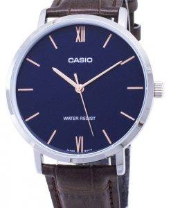 Quartz Casio MTP-VT01L-2 b MTPVT01L-2 b analogique montre homme