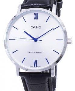 Quartz Casio MTP-VT01L-7 b 1 MTPVT01L-7 b 1 analogique montre homme