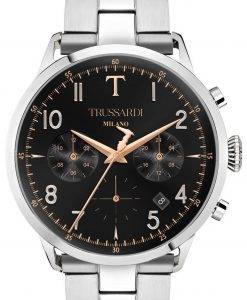 Montre Trussardi T-Evolution R2453123006 chronographe Quartz homme