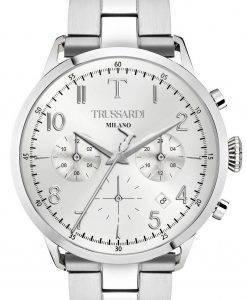 Montre Trussardi T-Evolution R2453123007 chronographe Quartz homme