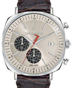 Montre Trussardi T-King R2471621002 chronographe Quartz homme