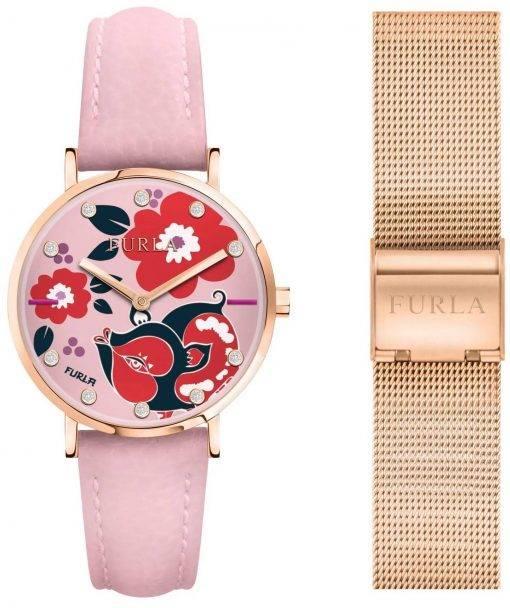 Watch de la femme Furla Giada R4251108533 Limited Edition Quartz