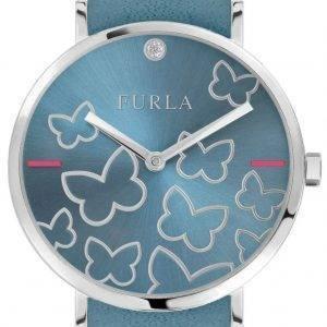 Watch de la femme Furla Giada papillon R4251113509 Quartz